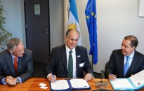 La Argentina y la Unión Europea acuerdan fortalecer la cooperación técnica en Bienestar Animal